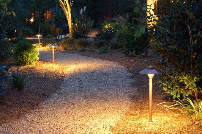 Oświetlenie Zewnętrzne Ogród Taras Balkon Www